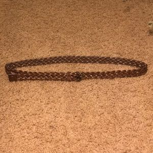Brown Urban Outfitters Belt